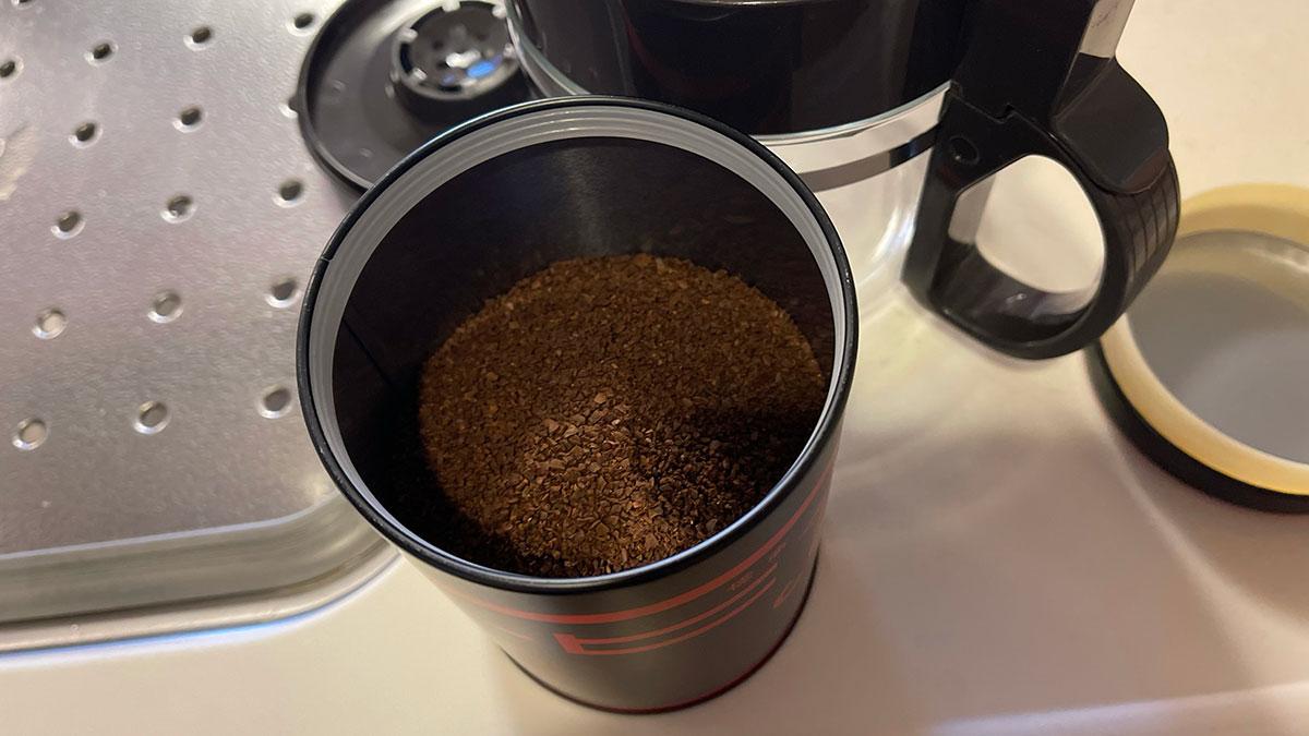 森のコーヒー(銀座カフェーパウリスタ)の森のコーヒー